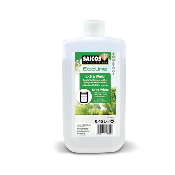 Saicos UV Protection Finish for Wood Flooring 0.45L - 9914