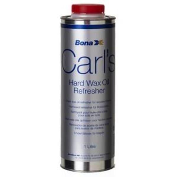 Carls Hard Wax Wood Flooring Refresher 1L / 100m2