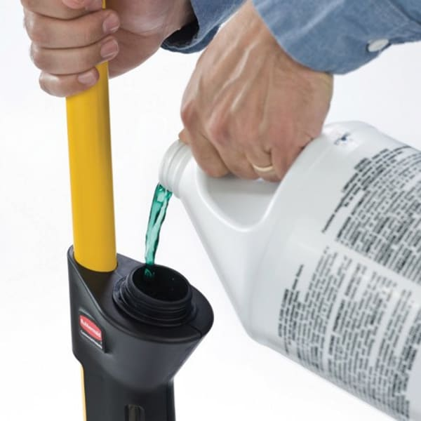 Hygen Professional Spray Mop for Wood Flooring