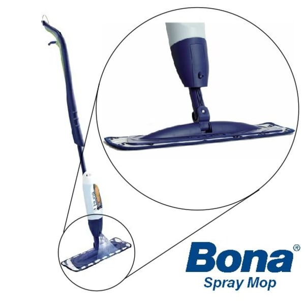 Bona Oiled Floor Spray Mop Kit