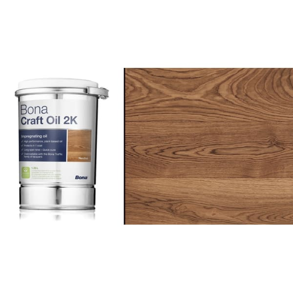 Bona Craft Oil 2k Pure 1.25L