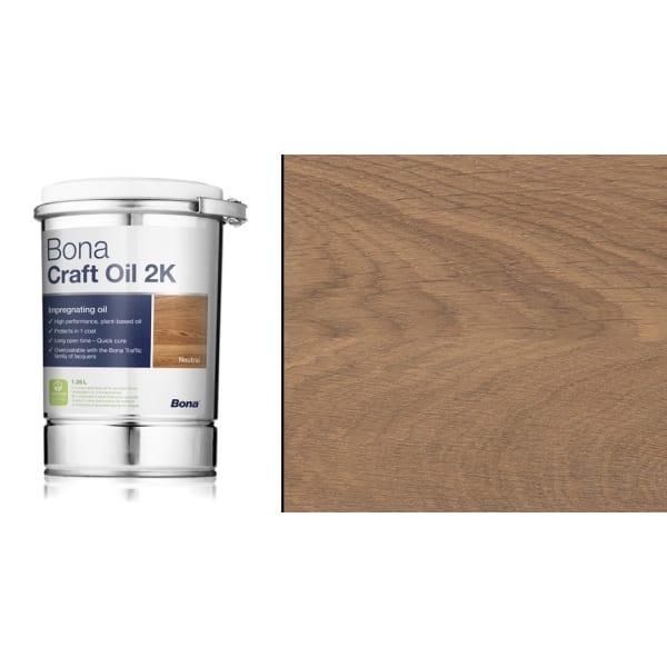 Bona Craft Oil 2k Invisible 1.25L