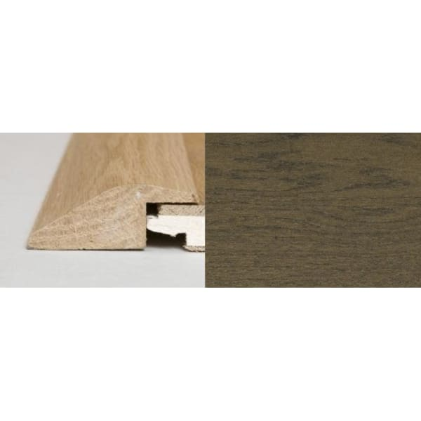 Coffee Oak Ramp Bar Flooring Profile Solid Hardwood 1m