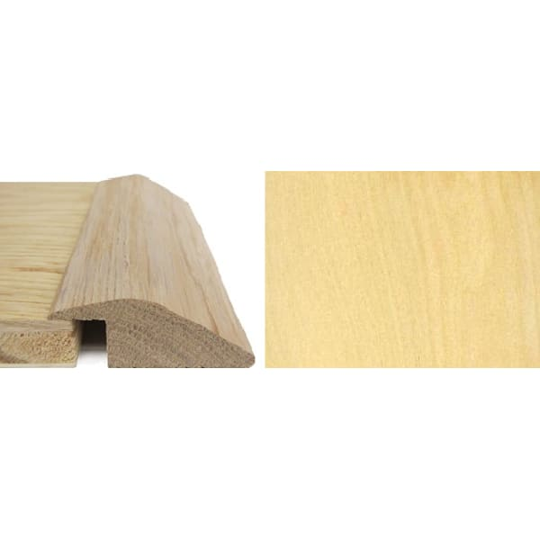 Maple Ramp Bar Flooring Profile 15mm Rebate Solid Hardwood 2.4m