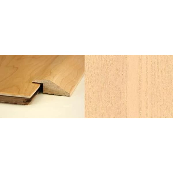 Beech Ramp Bar Flooring Profile 13mm Rebate Solid Hardwood 2.4m