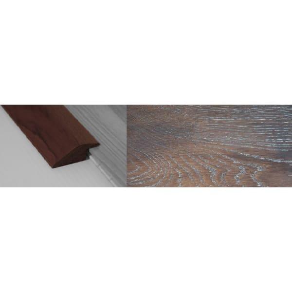 Urban Sunset Stained Solid Oak Ramp Bar Flooring Profile 15mm Rebate 2.7m