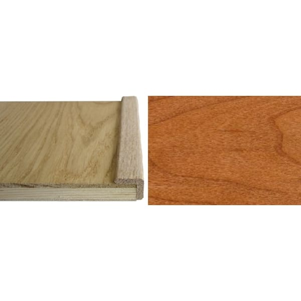 Cherry  Solid Hardwood 19mm L-Quadrant 2.4m for Flooring