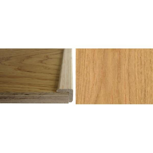 Oak Solid Hardwood  24mm L-Quadrant 1.0m for Flooring