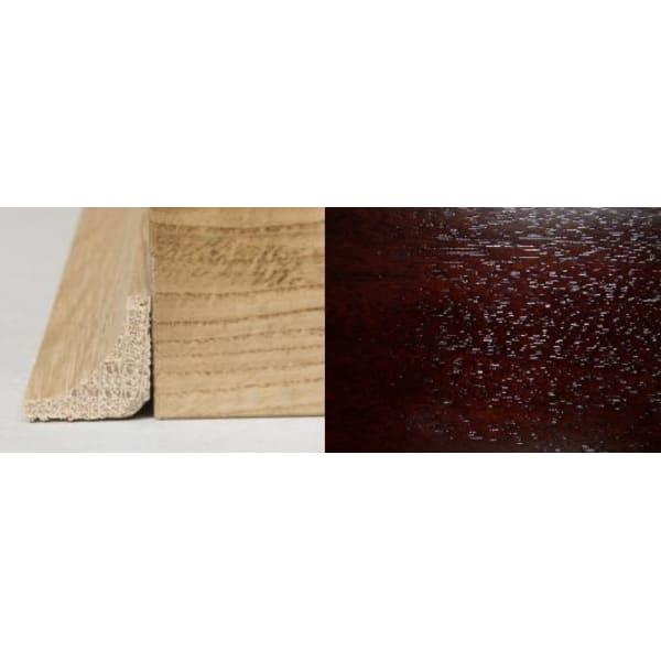 Dark Walnut Solid Hardwood Scotia 2.4m for Flooring