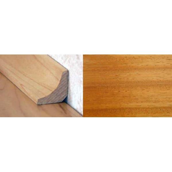 Iroko19mm Solid Hardwood Scotia 2.44m for Flooring