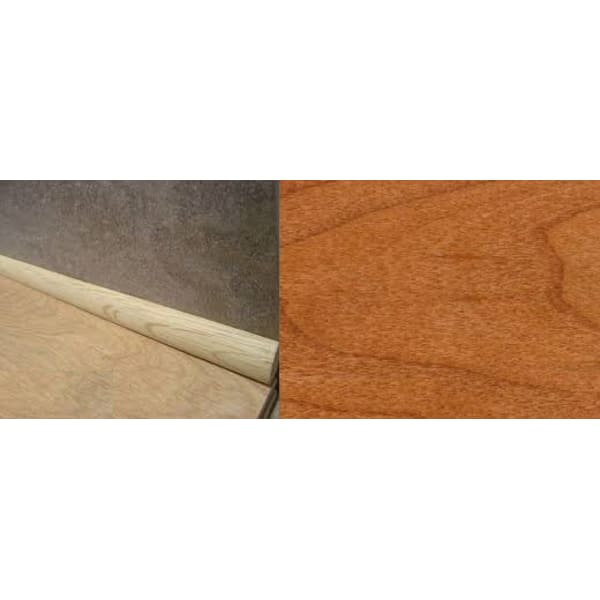 Cherry Solid Hardwood 19mm Quadrant 2.44m for Flooring