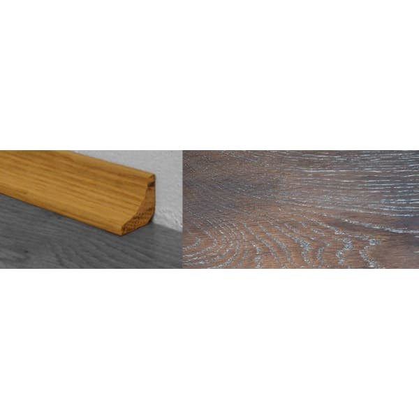 Urban Sunset Stained Solid Oak Scotia 2.7m for Flooring