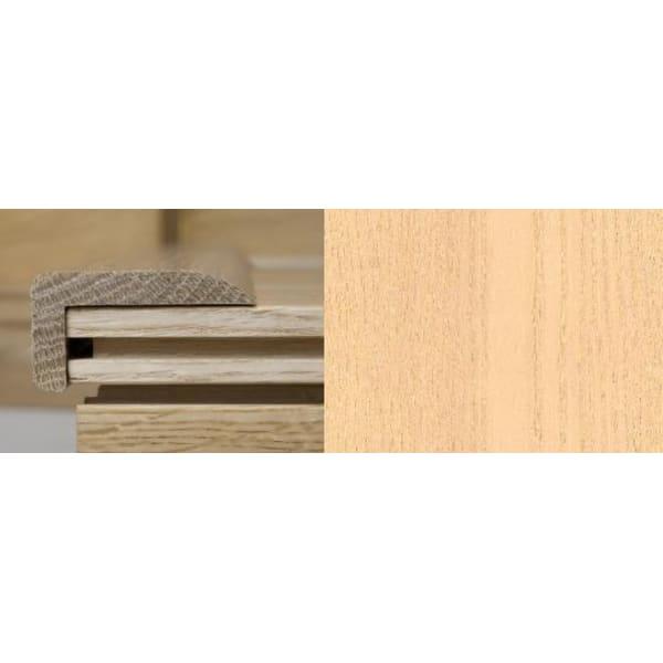 Ash Multi Stair Nosing Profile Soild Hardwood 3m