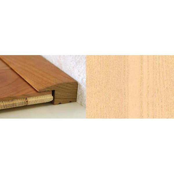 Ash Square Edge Soild Hardwood Flooring Profile 2.4m