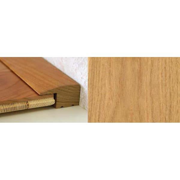 Natural Oak Square Edge Soild Hardwood Flooring Profile 2.4m