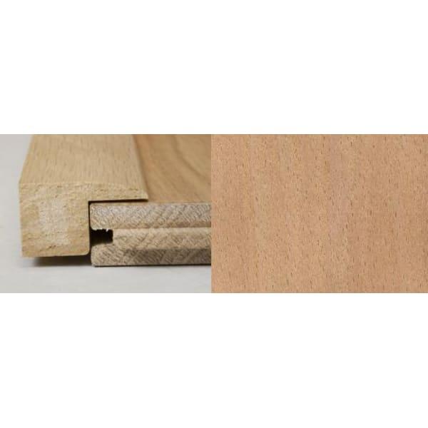 Beech Square Edge Soild Hardwood Flooring Profile 2m