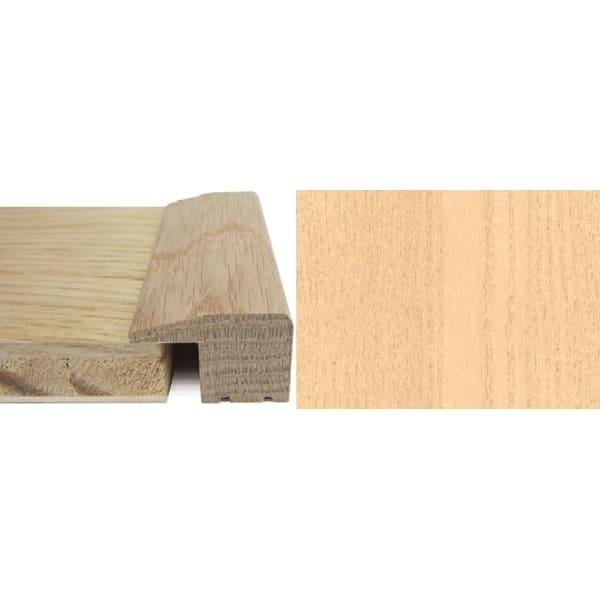 Ash Square Edge Soild Hardwood Flooring Profile Solid Wood 15mm 2.4m