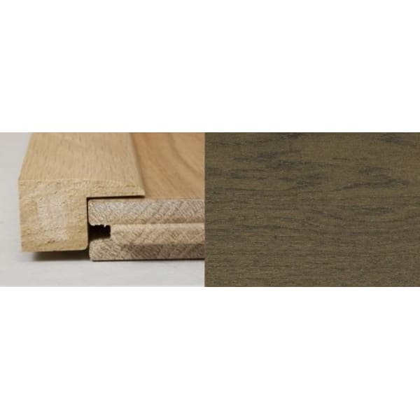 Coffee Oak Square Edge Solid Hardwood Flooring Profile 1m