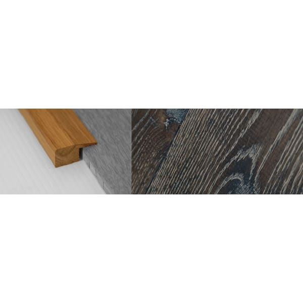 Foundry Stained Solid Oak Square Edge Flooring Profile 15mm 2.7m