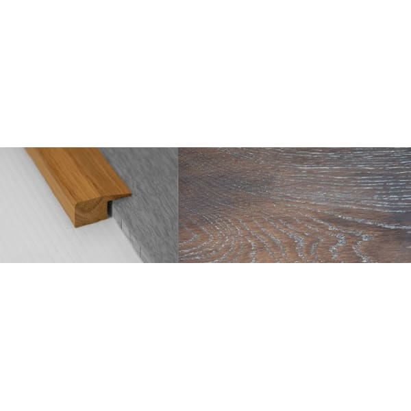 Urban Sunset Stained Solid Oak Square Edge Flooring Profile 15mm 2.7m