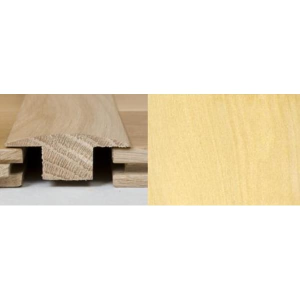 Maple T-Bar Profile Soild Hardwood 2m