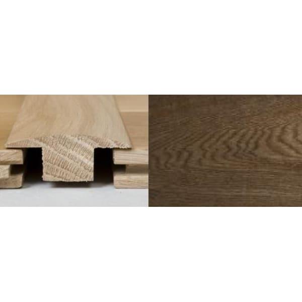 Smoked Oak T-Bar Profile Soild Hardwood 2.4m
