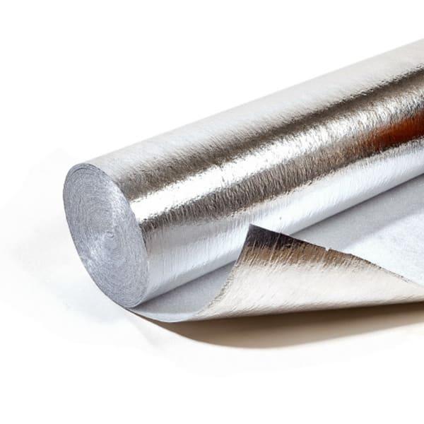 Silver Foam Wood Flooring Underlay & DPM 3mm