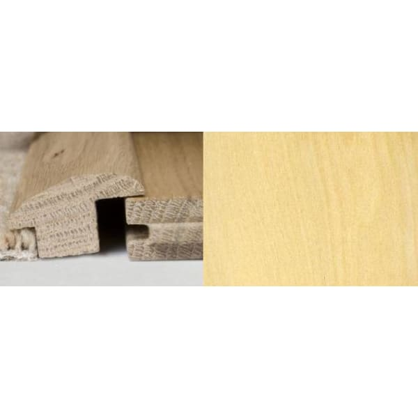 Maple Wood to Carpet Profile Soild Hardwood 2m