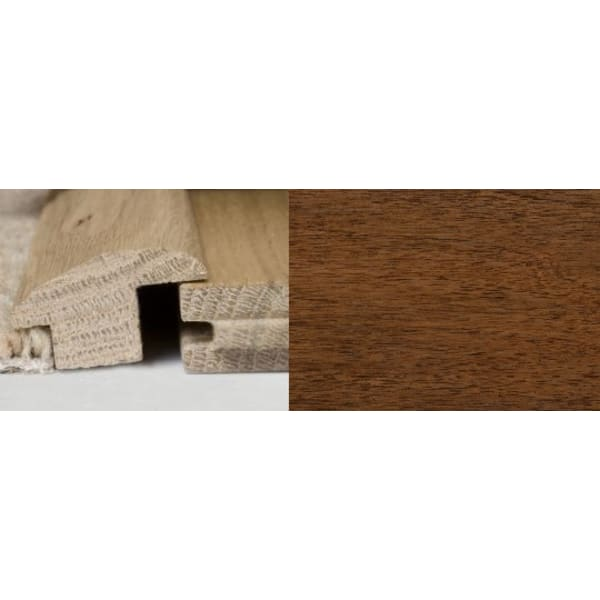 Light Walnut Wood to Carpet Profile Soild Hardwood 2.4