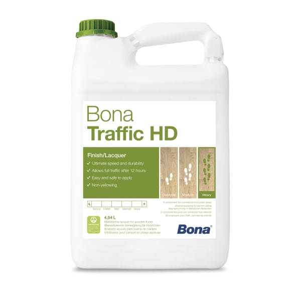 Bona Traffic SILK MATT Lacquer for Wood Flooring 5L