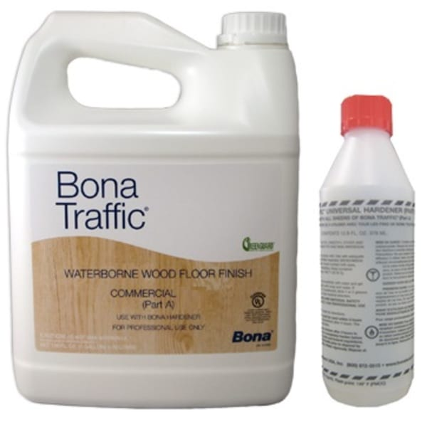 Bona Traffic EXTRA MATT for Commercial Use (inc Hardner)