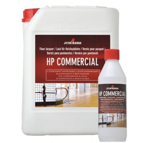 Junckers High Performance Commercial ULTRA-MATT Lacquer for Wood Flooring 5L