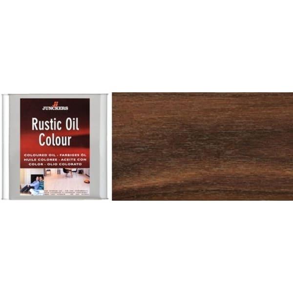 Junckers WALNUT Rustic Wood Flooring Coloured Oil 5.0L