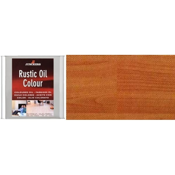 Junckers CHERRY Rustic Wood Flooring Coloured Oil 2.5L