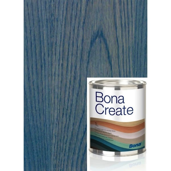 Bona AQUA Wood Flooring Oil Base Stain (1L = 35m2 at 1 coat)
