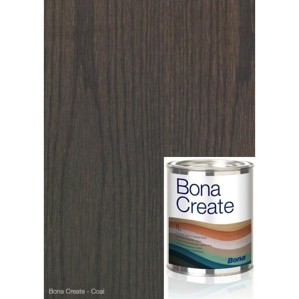 Bona COAL Wood Flooring Oil Base Stain (1L = 35m2 at 1 coat)
