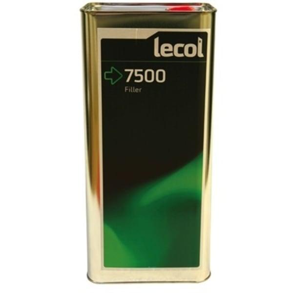 Lecol 7500 Solvent Base Wood Flooring Filler 5kg