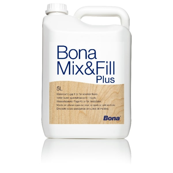 Bona Mix & Fill Plus Water-based Filler for Wood Flooring