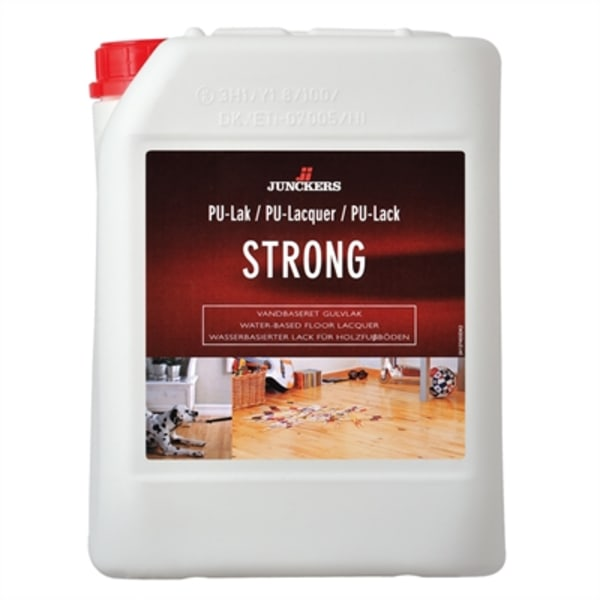 Junckers Strong SILK MATT Residential General Use Lacquer for Wood Flooring