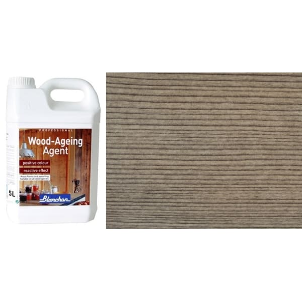 Blanchon Wood Flooring Ageing Agent ASH GREY 5L