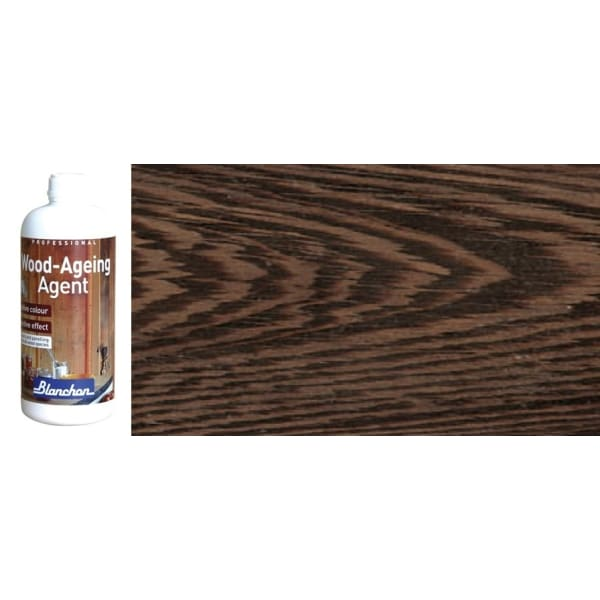 Blanchon Wood Flooring Ageing Agent WENGE 1L