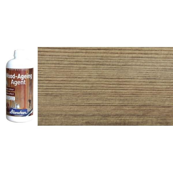 Blanchon Wood Flooring Ageing Agent DISTRESSED OAK 1L