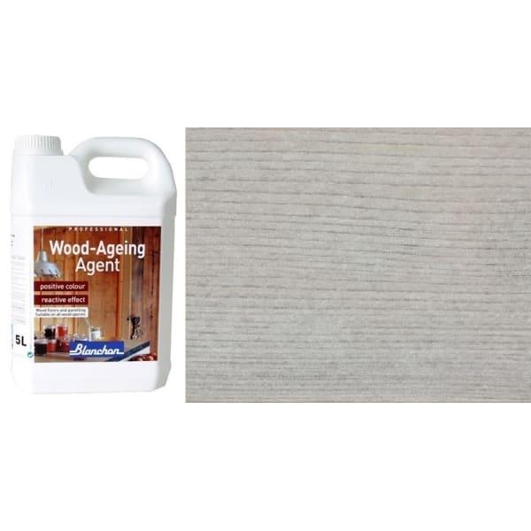 Blanchon Wood Flooring Ageing Agent LINEN GREY 5L