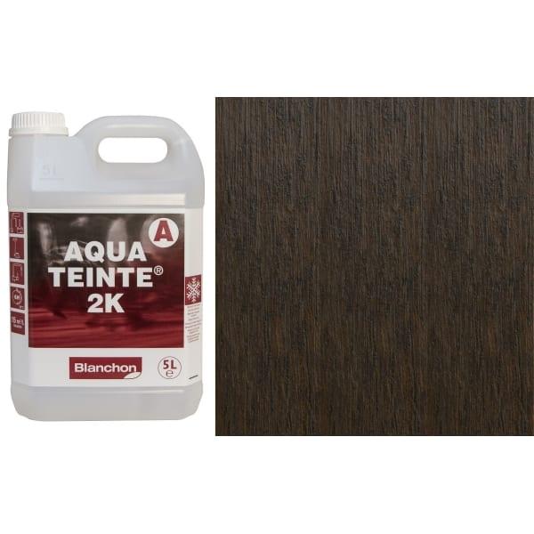 Blanchon Aquateinte 2K RUSTIC OAK Wood Flooring Stain 5L