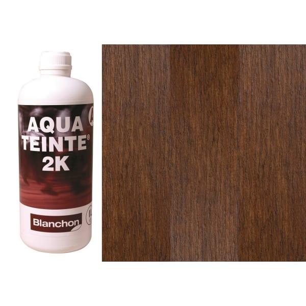 Blanchon Aquateinte 2K JATOBA Wood Flooring Stain 1L