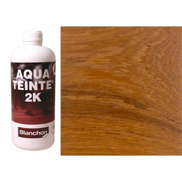Blanchon Aquateinte 2K TEAK Wood Flooring Stain 1L