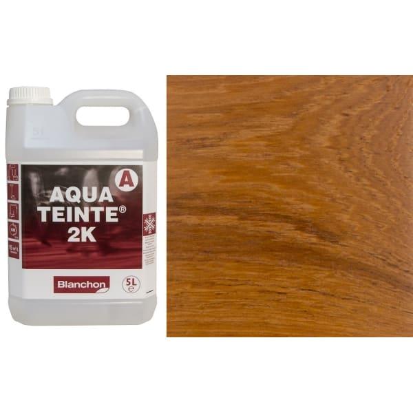 Blanchon Aquateinte 2K TEAK Wood Flooring Stain 5L