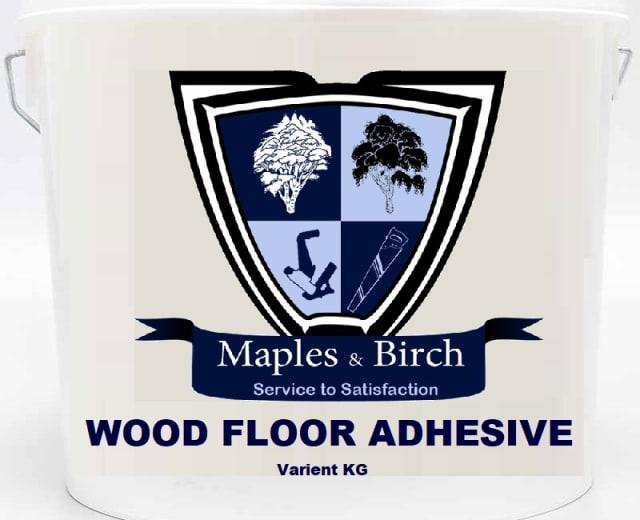 M&B Wood Flooring Adhesive