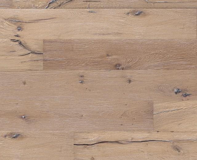 Montana Oak Extra Rustic Brushed White Washed Oiled Hardwood Engineered Wood Flooring