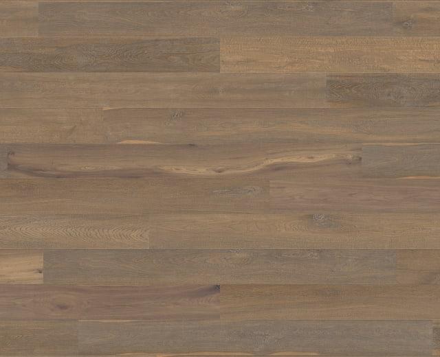 Alaskan Smoked Oak Rustic Brushed Oiled Handscraped Engineered Hardwood Flooring